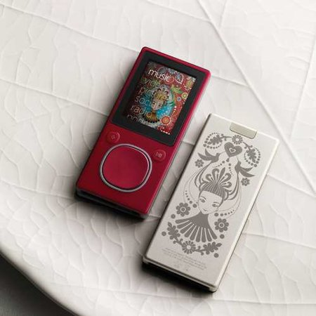 Zune sales hit two million