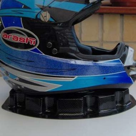 DRI-LID fan for crash helmets launches