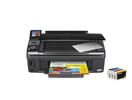 Epson announces Stylus SX200 and SX400 printers