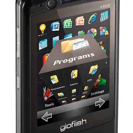 E-Ten launches four Glofiish Pocket PC phones