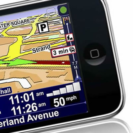 TomTom heads to iPhone 3G
