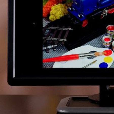 HP DreamColor LP2480zx monitor launches