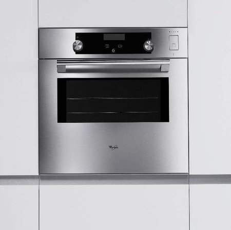Whirlpool launches steam assisted oven