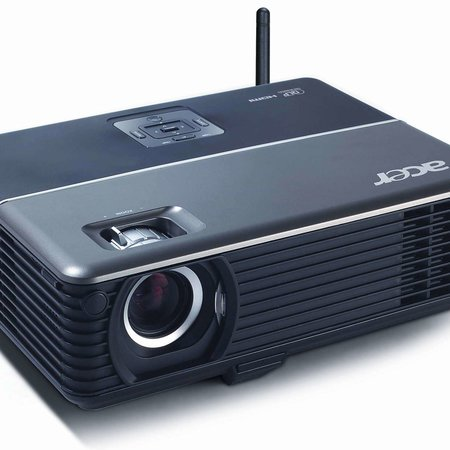 Acer P5260i wireless projector launches