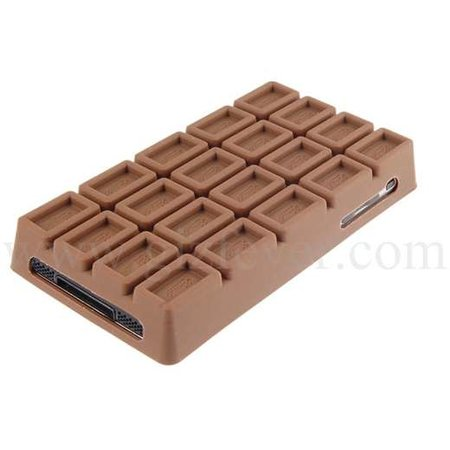 Chocolate bar-shaped case for iPhone launches