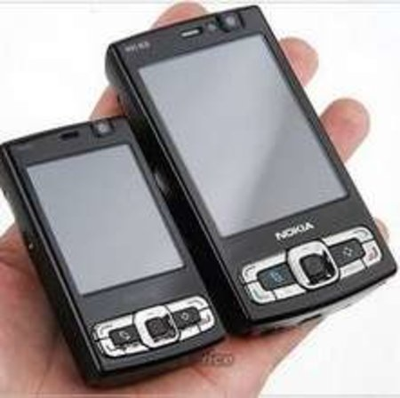 Nokia N95 gets mini-me Chinese clone