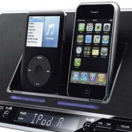 JVC offers dual iPod dock