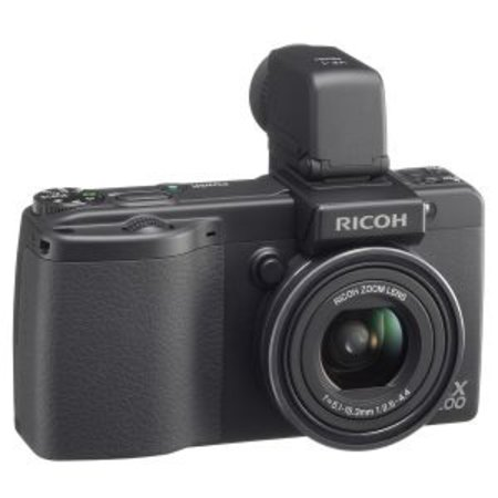 Ricoh GX200 digi compact launched