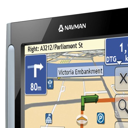 Navman's 3D S-Series available in the UK