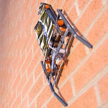 Spider robot unveiled in US