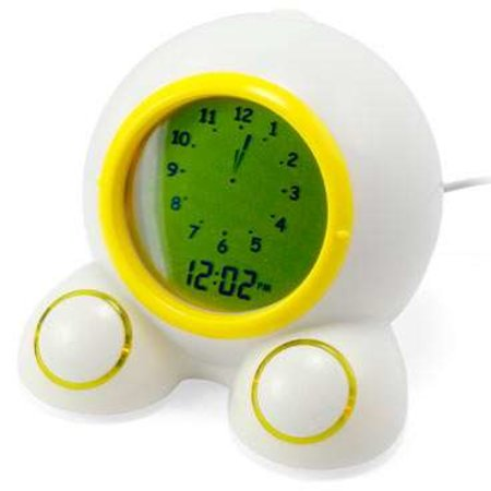 Teach Me Time alarm clock launches