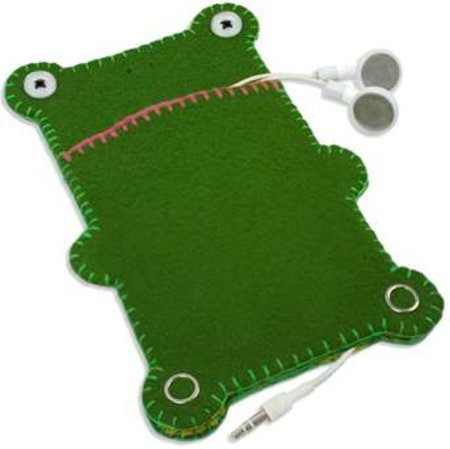 Frog-shaped iPhone cozy launches