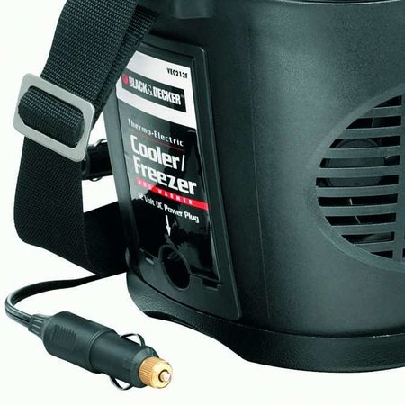 "Black And Decker Travel ""Cooler, Warmer, Freezer"" launches"