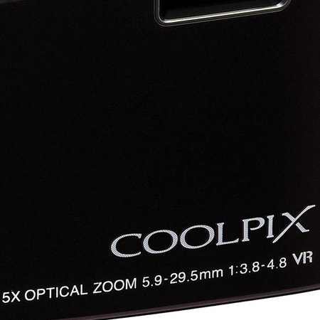 Nikon Coolpix S60 launches