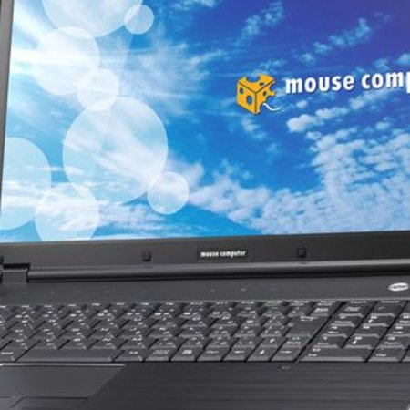 Mouse delivers 15.4 inch laptop - the m-Book P650