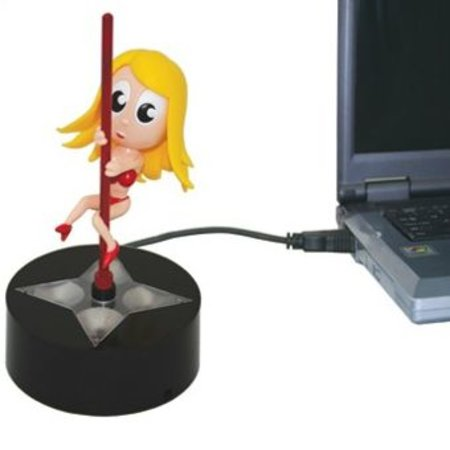 USB pole dancer