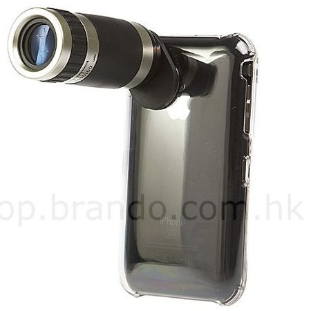 "Brando launches ""telescope"" for iPhone 3G"