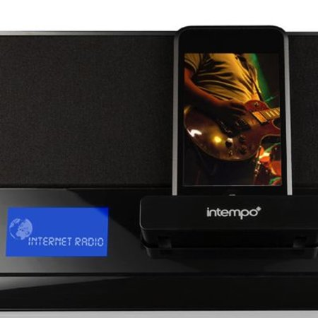 Intempo RDi-W adds Internet radio to iPod Speaker
