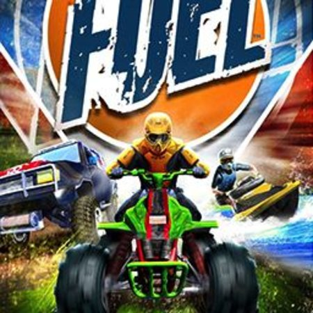 FUEL: Codemasters next big racing game