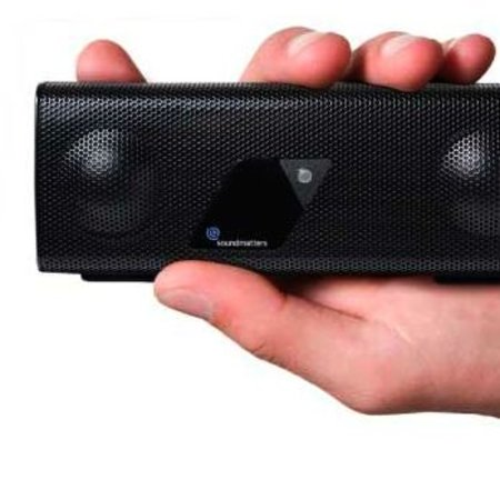 "foxL pocket speaker promises ""Big"" sound"