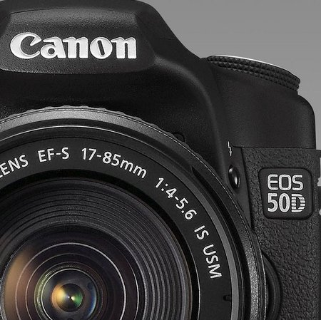 Canon confirms EOS 50D DSLR