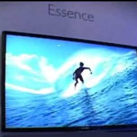 VIDEO: Philips Essence television