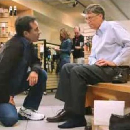 COMMENT: Microsoft's Gates/Seinfeld ad bombs