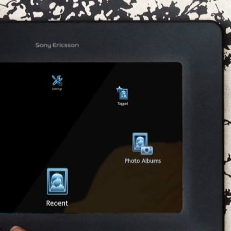 Sony Ericsson Digital Photo Frame announced