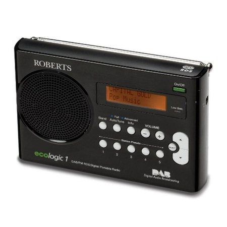 Roberts launches ecologic range of DAB radios