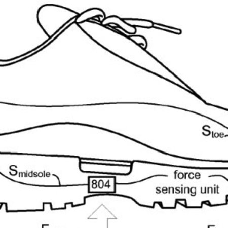 Apple patent smart shoes