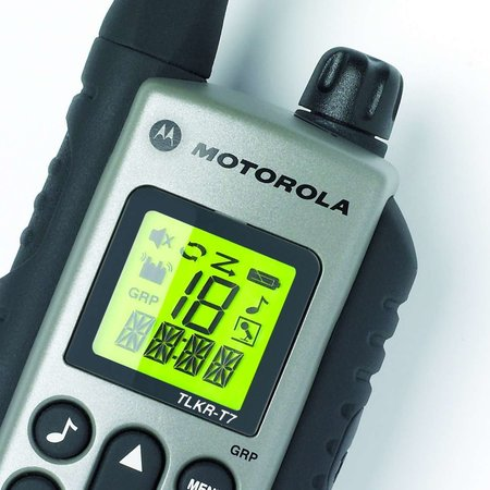 Motorola TLKR T7 walkie-talkie launches