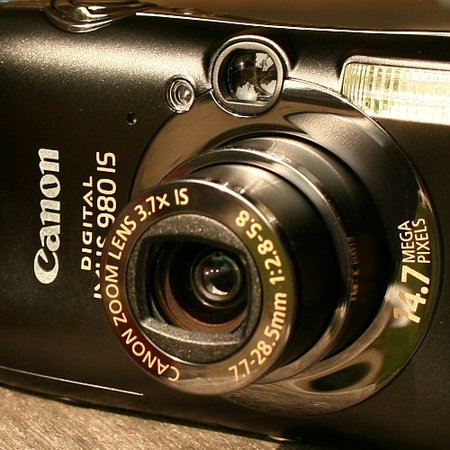 Canon IXUS 980 IS revealed