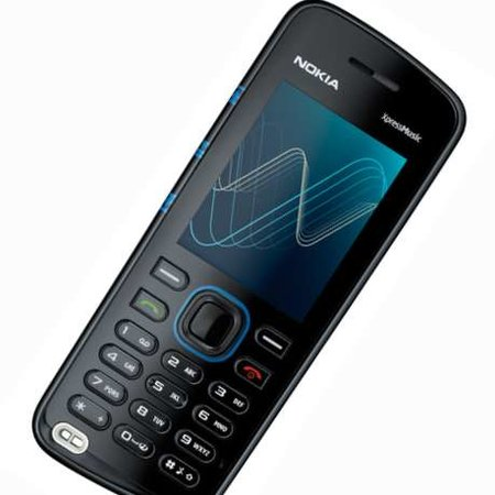 Nokia 5220 XpressMusic available on Virgin Mobile