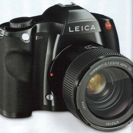 Leica unveils the S2 37-megapixel system