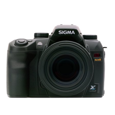 Sigma unveils its fourth DSLR - the SD15