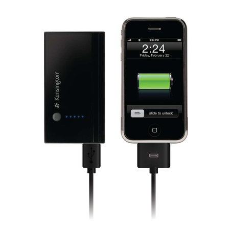 Kensington launches battery packs for iPhone and iPod