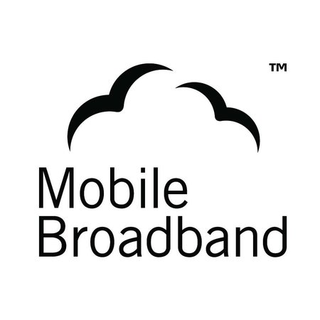 Mobile broadband gets a logo