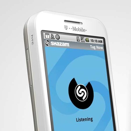 Shazam launches Android app