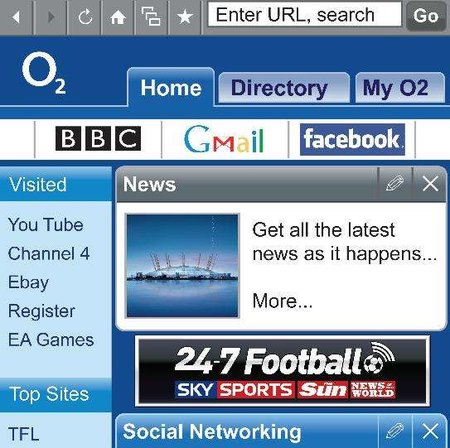 "O2 announces ""enhanced"" mobile internet"