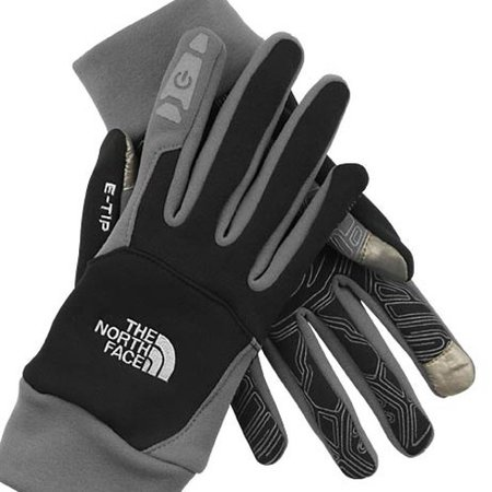 North Face Etip gloves for iPod fingering