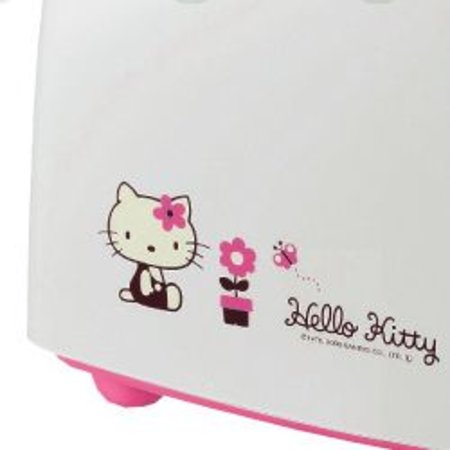 Twinbird touts Hello Kitty toaster