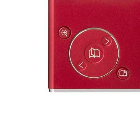 John Lewis offers exclusive red Sony Reader