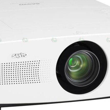 Sanyo shows off PLC-XTC50L projector
