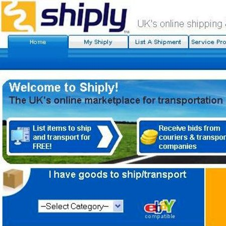WEBSITE OF THE DAY - shiply.com