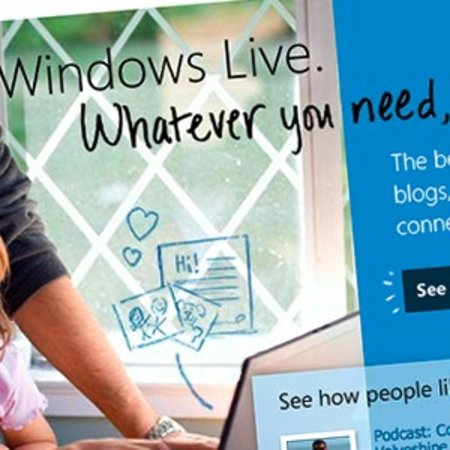 Microsoft Windows Live updated
