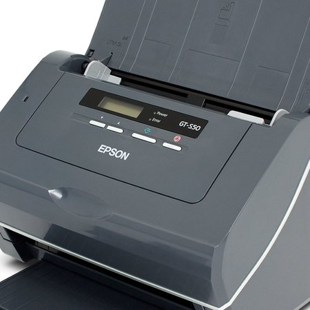 Epson unveils scanner duo - the GT-S50 and GT-S80