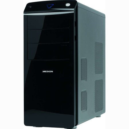 Medion Akoya P7300D desktop PC launches