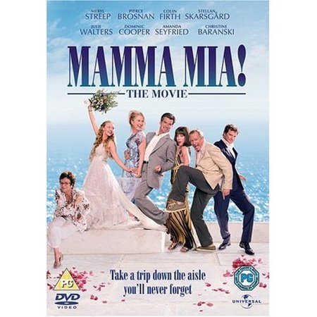 Mamma Mia! Amazon.co.uk's biggest selling DVD ever
