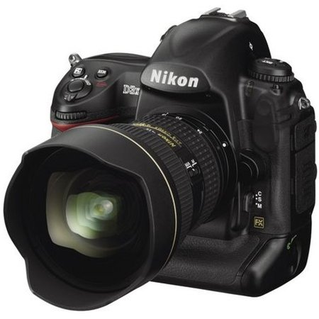 Nikon achieves number one DSLR spot