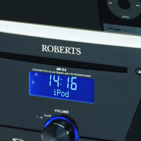 Roberts MP-Sound 53 launches